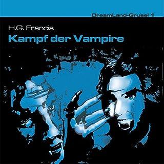 Kampf der Vampire (Dreamland Grusel 1) Titelbild