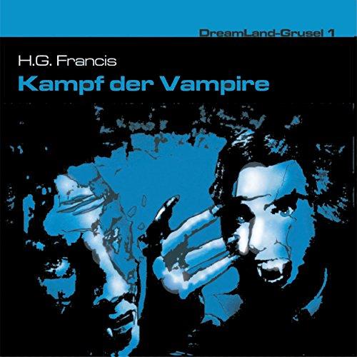 Page de couverture de Kampf der Vampire