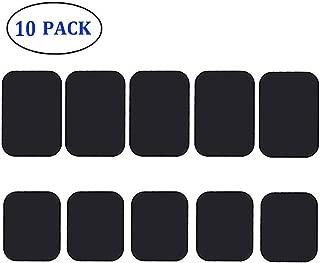 Phone Magnet Sticker, JTS Mount Metal Plate, Cell Phone Magnetic Plate (10 Pack) for Phone Magnet, Magnetic Mount, Car Mount Magnet