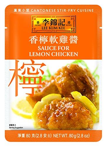 lemon sauce - 1