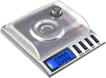 OUNONA Mini Pocket Scale 20g Precision Digital Lab Scale for Jewlery Drug Coins