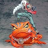 Figuras de acción del anime Naruto sapo Hada modelo de caracteres 9 pulgadas Ventiladores...
