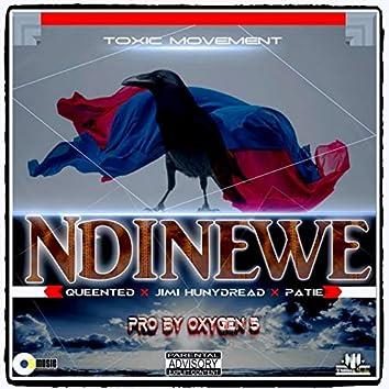 Ndinewe (feat Jimi Hunydread and Patie)
