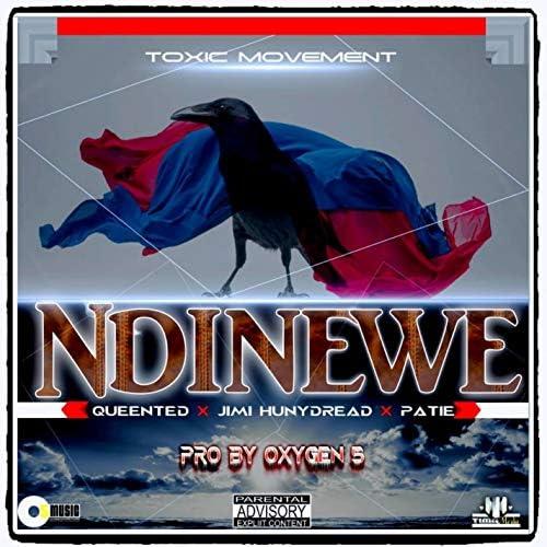 Queented feat. Jimi Hunydread & Patie