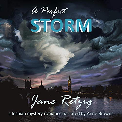 A Perfect Storm audiobook cover art