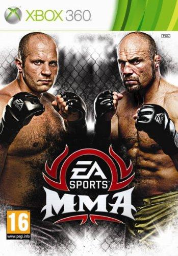 Ea Sports Mma X-Box 360