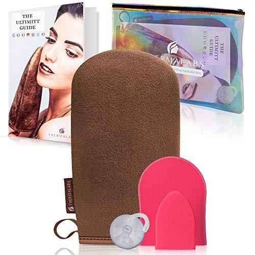 Ultimitt Self Tanning Applicator Mitt: Reusable Streak-Free Bronzing Sunless Tan Application Glove....