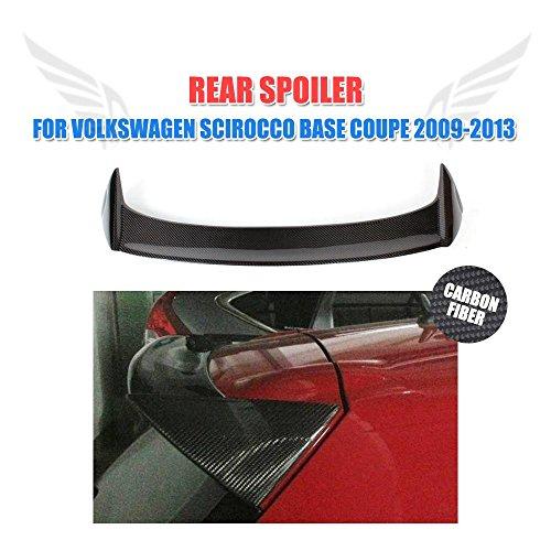 Preisvergleich Produktbild JCSPORTLINE Karbonfaser-Dachspoiler,  für hinten,  für Scirocco 2009-2013