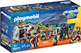 Playmobil- The Movie Charlie avec convoi de Prison, 70073