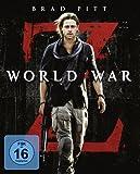 Bluray Krieg Charts Platz 9: World War Z 3D Superset (+ Blu-ray + DVD / limitiert und ) [Limited Edition]