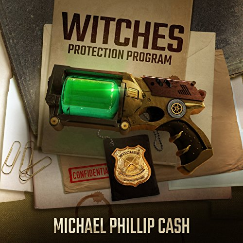 Witches Protection Program audiobook cover art