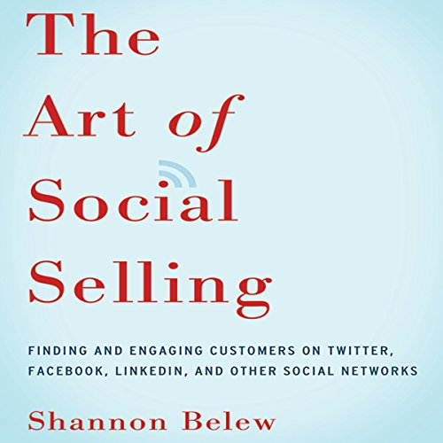 The Art of Social Selling audiobook cover art