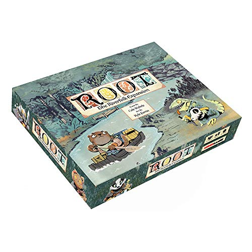 Leder Games - Root Board Game - Riverfolk Expansion English