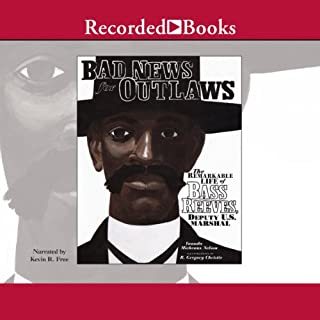 Bad News for Outlaws audiobook cover art