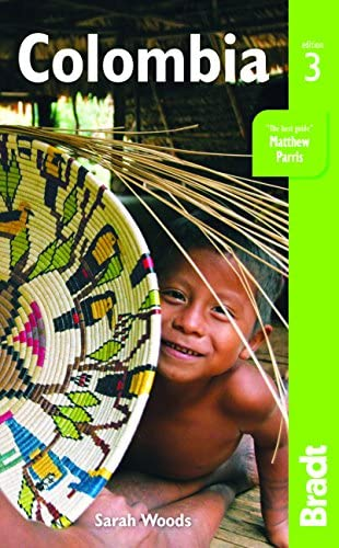 Colombia Bradt Travel Guide product image