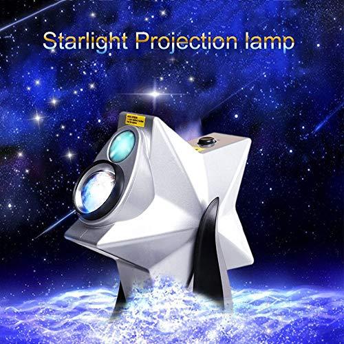 DAETNG Proyector de Estrellas Lámpara de luz Nocturna Proyector ...