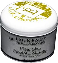 Eminence Organic Skincare Clear Skin Probiotic Masque, 8.4 Ounce