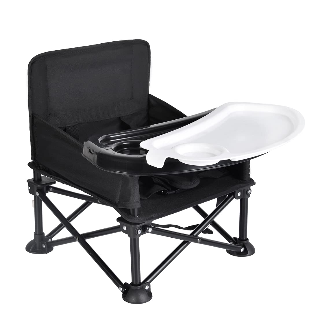 Manlisa Travel Booster Popular popular Seat Max 84% OFF Activity Folding Hi Chair Portable