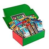 Kind + Clif Variety Snacks Care (22 Count) Combo Pack- Your Favorite Brands Mega Bundle- Nut, Fruit,...