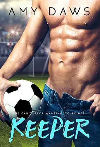 Keeper by Amy Daws ebook deal