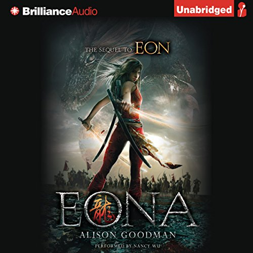 Eona audiobook cover art