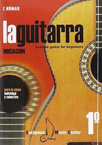 GUITARRA INICIACION O.VARIAS