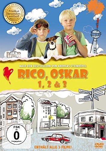 Rico, Oskar 1, 2 & 3 [3 DVDs]