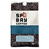 SF Bay Coffee Pete's Espresso Blend Whole Bean 2LB (32 Ounce) Dark Roast (Packaging May Vary)