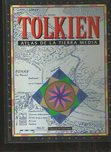 Tolkien : atlas de la tierra media