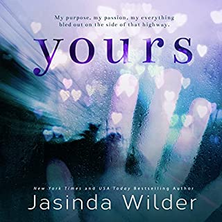 Yours audiobook cover art