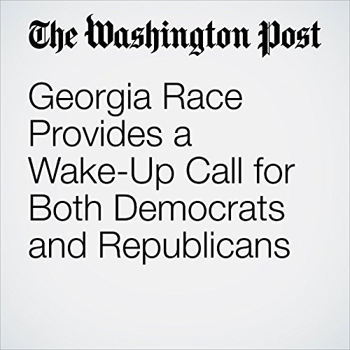 Georgia Race Provides a Wake-Up Call for Both Democrats and Republicans copertina