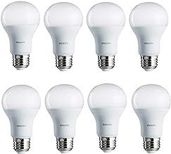 Philips LED Non-Dimmable A19 Frosted Light Bulb: 1500-Lumen, 2700-Kelvin, 14.5-Watt (100-Watt Equivalent), E26 Base, Soft ...