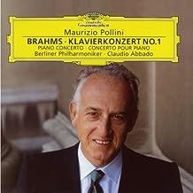 pollini brahms piano concerto 1