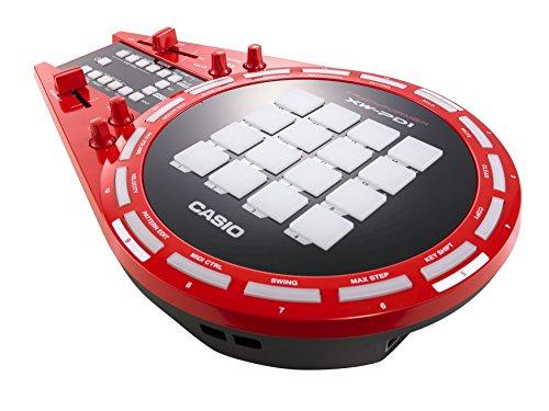 Casio XW DCR-PD1Groove Center (16Pad, 4della manopola, Track Transform effetti, USB, altoparlante integrato)