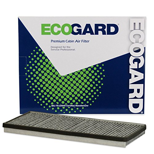 ECOGARD XC10316C Premium Cabin Air Filter with Activated Carbon Odor Eliminator Fits Dodge Sprinter 2500 DIESEL 2003-2006, Sprinter 3500 DIESEL 2003-2006   Freightliner Sprinter 2500 DIESEL 2004-2006