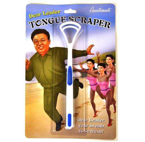 Kim Jong Il Beste leider Tong Schraper