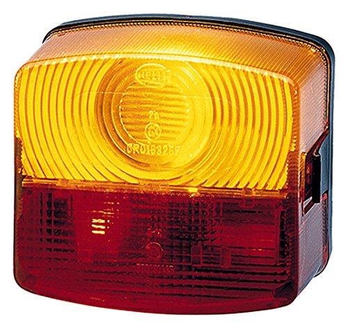 HELLA 2SE 003 182-011 Heckleuchte - P21W/R10W - Anbau - Einbauort: links