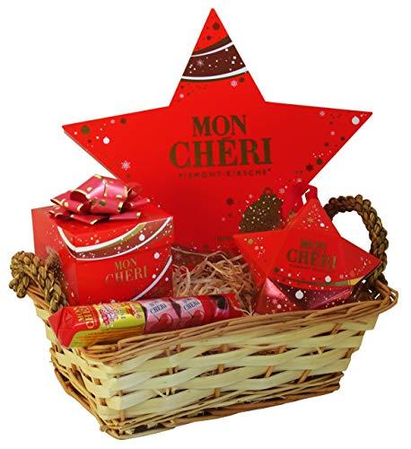 Regalo di Natale con Ferrero Mon Chéri (4 pezzi)