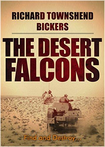 The Desert Falcons (English Edition)