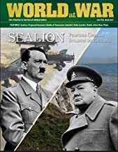 DG: World at War Issue #52, with Sealion, the Proposed German Invasion of England, 1940, Boardgame