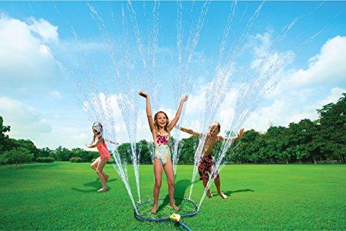 Prime Time Toys Wet N' Wild Kids Hydro Hoop Sprinkler Ring