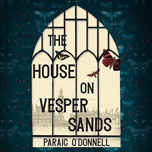 The House on Vesper Sands Audiobook By Paraic O'Donnell cover art