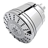 Sprite Showers AE7-CM Pure 7-Setting One Filtered Shower Head, Single Unit, Chrome