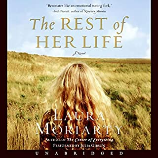 The Rest of Her Life audiobook cover art