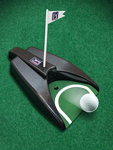 PGA Tour Pure Putt - Auto Putt Returner with Guideball