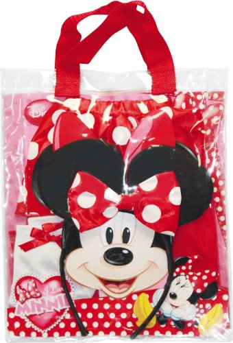 Rubie's-déguisement officiel - Disney- Déguisement Minnie Mouse Tutu Bag- I-30883