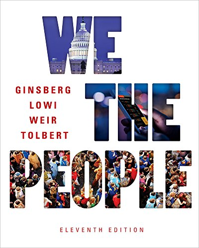 We the People (Eleventh Edition) download ebooks PDF Books