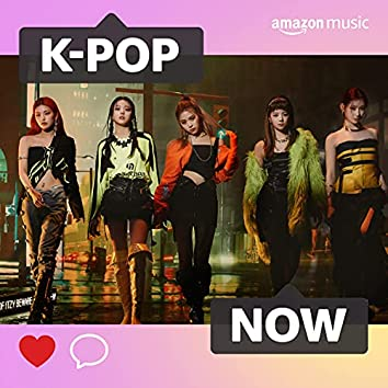 K-POP NOW ITZY Commentary (2021/4/30)