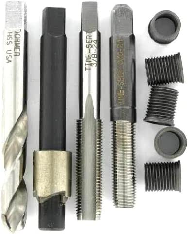 TIME-SERT 3 Sales for sale 8-24 UNF Oakland Mall Thread # Repair 0382 Kit