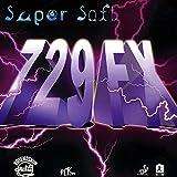 Friendship 729 Super Soft (1,8 mm - schwarz)   - China Tischtennis Belag   ITTF   TT-Spezial - Schütt Tischtennis